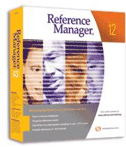 Reference Manager 書目管理軟體