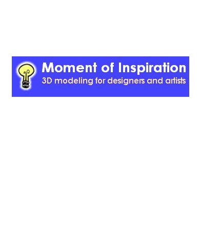Moment of Inspiration (Mol) 3D繪圖軟體