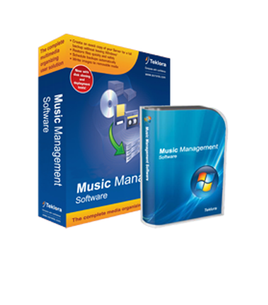 Music Management Software 音樂管理軟體