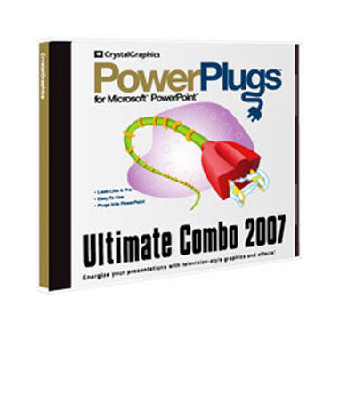 PowerPlugs Ultimate Combo 2007 3D幻燈片編輯工具