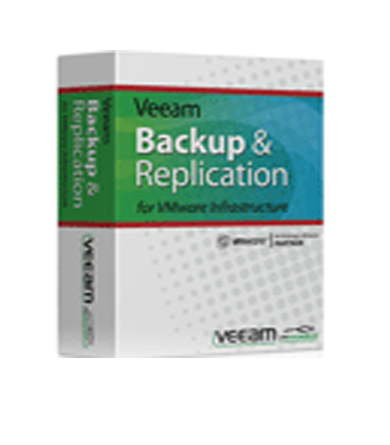 Veeam Backup & Replication VMware 伺服器備份複製軟體