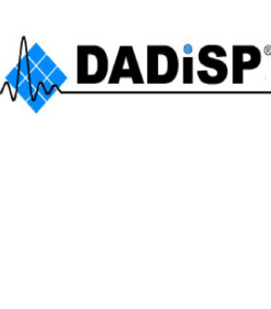 DADiSP 6.7  (pronounced day-disp) 數據處理分析軟體