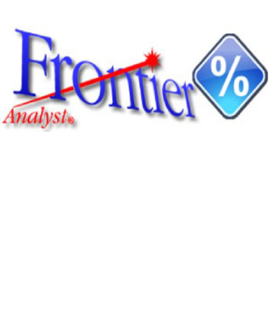 Frontier analyst 資料包絡分析軟體