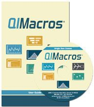 QI Macros Six Sigma Software for Excel